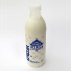 Llet Fresca Sencera 1 litre