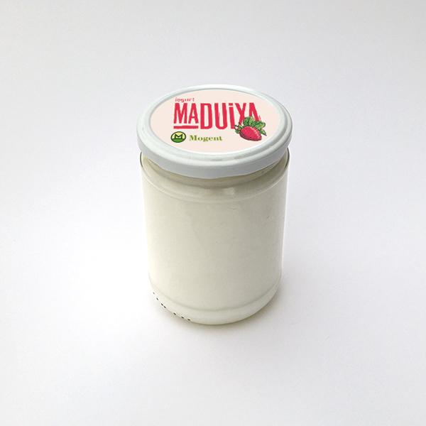 Iogurt Maduixa 400 gr