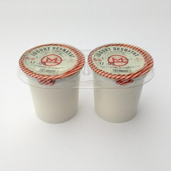Iogurt Desnatat 2 x 125 gr