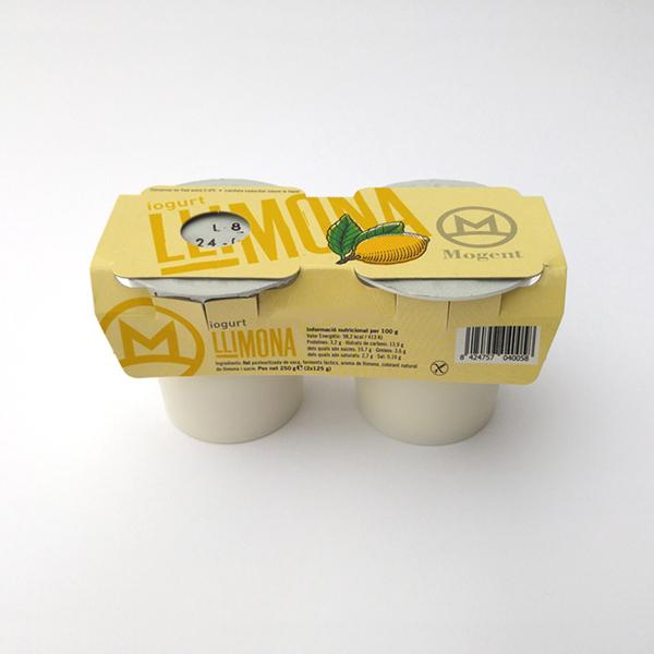 Iogurt Llimona 2 x 125 gr